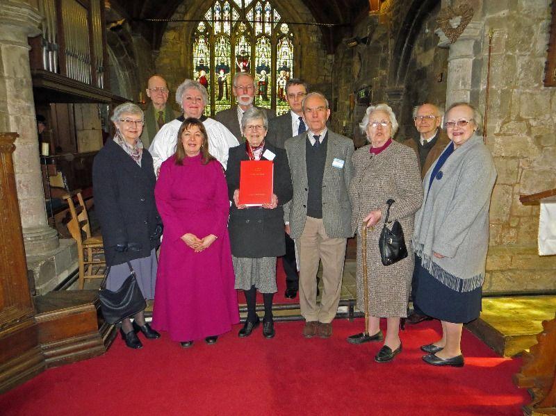 The Arts Society York Church Recorders