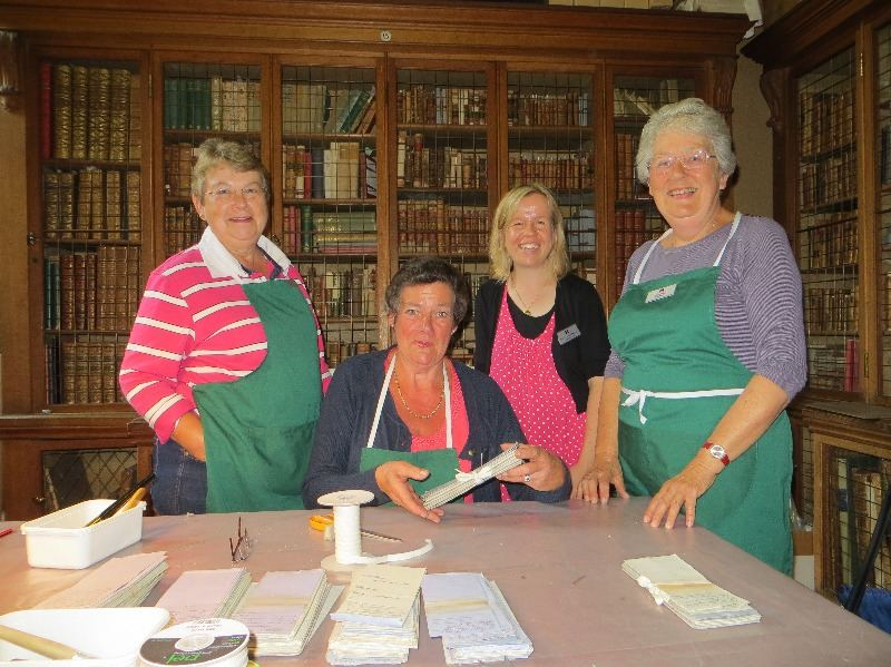 The Arts Society York Heritage Volunteers