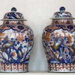 Qing Dynasty Imari Porcelain