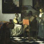 Vermeer The Concert