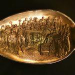 Queen Victoria Jubilee Spoon Gold