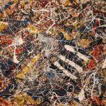 Jackson Pollock Number 17a