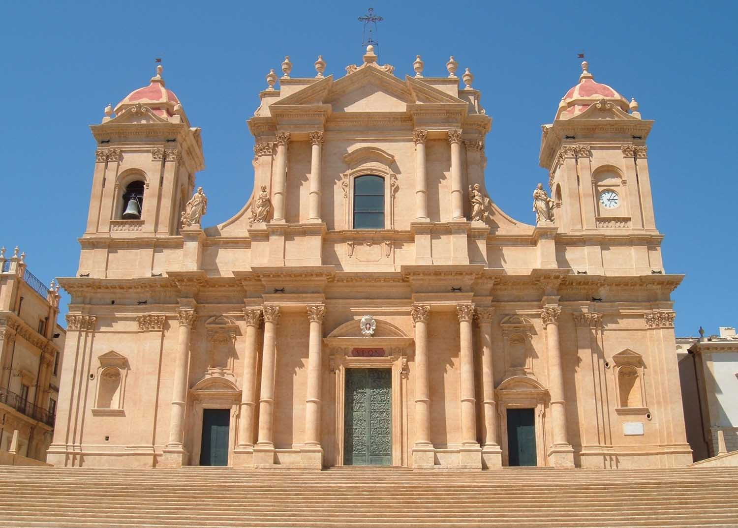 Noto Cathedral Sicily