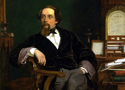 Charles Dickens by Frith